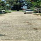 Pembangunan Rabat Beton di jalan Ternak, Dusun Galodo, Desa Simpursia, Kecamatan Pammana, Kabupaten Wajo sulsel, Kondisinya sudah mulai rusak.