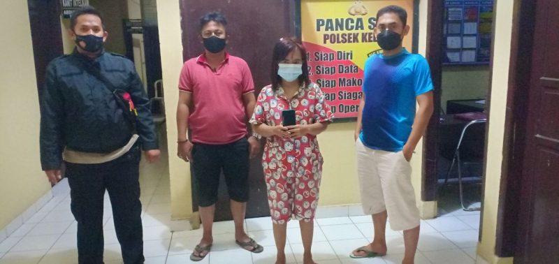 SR alias Ani (36),Warga Lorong 3 Dusun Beringin Desa Tolemo Kec. Lamasi Kab. Luwu, dan diamankan petugas di kampung Paria Kec. Majauleng Kab. Wajo.